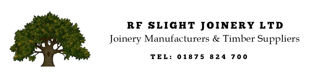 RF Slight Joinery Logo